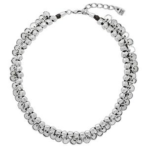 Uno De 50  Resello Double Beaded Necklace